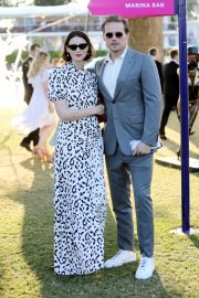 Caitriona Balfe attends Audi Guest at Henley Festival in England 2019/07/12 5