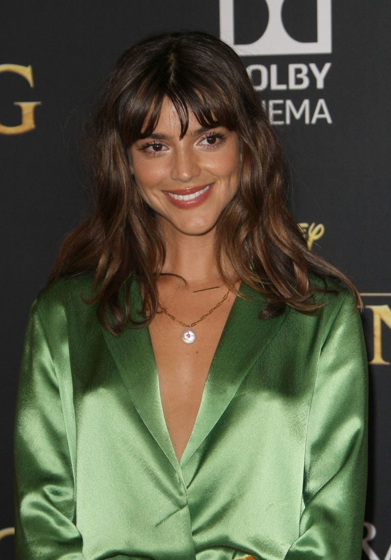 Calu Rivero att The Lion King Premiere in Hollywood | 07/09/2019 1