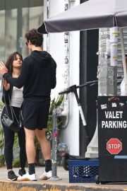 Camila Cabello and Shawn Mendes enjoy a Coffee Date in West Hollywood 2019/07/07 1