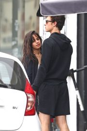 Camila Cabello and Shawn Mendes enjoy a Coffee Date in West Hollywood 2019/07/07 3