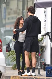 Camila Cabello and Shawn Mendes enjoy a Coffee Date in West Hollywood 2019/07/07 6