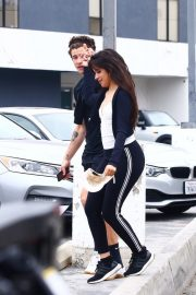 Camila Cabello and Shawn Mendes enjoy a Coffee Date in West Hollywood 2019/07/07 34