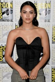 "Camila Mendes attends 2019 Comic-Con International ""Riverdale"" at Hilton Bayfront 2019/07/21 2"