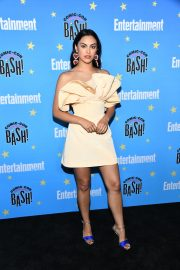 Camila Mendes attends Entertainment Weekly Comic-Con Celebration at Hard Rock Hotel San Diego 2019/07/20 12