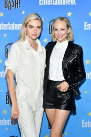 Candice King and Jenny Boyd attends Entertainment Weekly Comic-Con Celebration at Hard Rock Hotel San Diego 2019/07/20 1