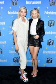 Candice King and Jenny Boyd attends Entertainment Weekly Comic-Con Celebration at Hard Rock Hotel San Diego 2019/07/20 2