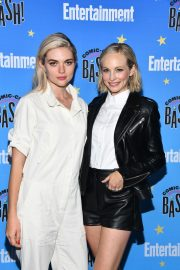 Candice King and Jenny Boyd attends Entertainment Weekly Comic-Con Celebration at Hard Rock Hotel San Diego 2019/07/20 4