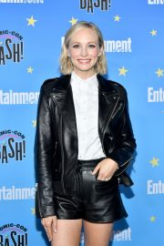Candice King attends Entertainment Weekly Comic-Con Celebration at Hard Rock Hotel San Diego 2019/07/20 1