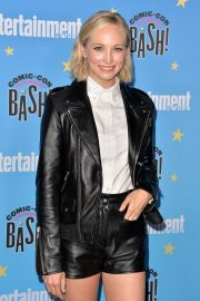 Candice King attends Entertainment Weekly Comic-Con Celebration at Hard Rock Hotel San Diego 2019/07/20 2