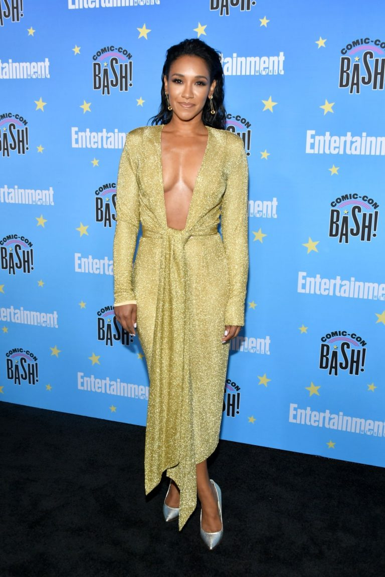 Candice Patton attends Entertainment Weekly Comic-Con Celebration at Hard Rock Hotel San Diego 2019/07/20 3