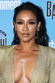 Candice Patton attends Entertainment Weekly Comic-Con Celebration at Hard Rock Hotel San Diego 2019/07/20 6