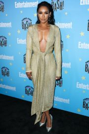 Candice Patton attends Entertainment Weekly Comic-Con Celebration at Hard Rock Hotel San Diego 2019/07/20 10
