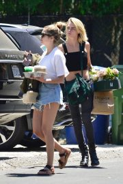 Cara Delevingne and Ashley Benson Out in Los Angeles 2019/07/18 3