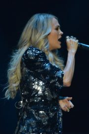 Carrie Underwood performs at The SSE Hydro in Glasgow 2019/07/02 20