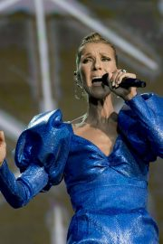 Celine Dion performs British Summer Time Festival at Hyde Park in London 2019/07/05 19