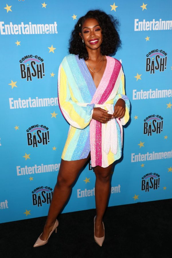 Chantel Riley attends Entertainment Weekly Comic-Con Celebration at Hard Rock Hotel San Diego 2019/07/20 5