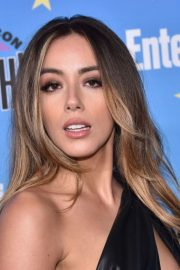 Chloe Bennet attends Entertainment Weekly Comic-Con Celebration at Hard Rock Hotel San Diego 2019/07/20 7