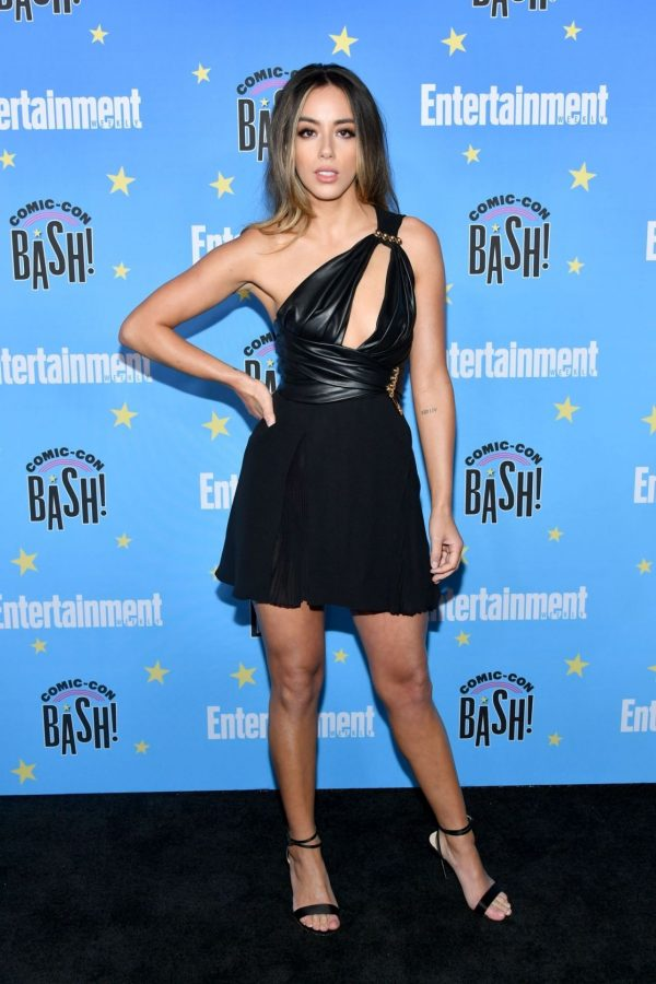 Chloe Bennet attends Entertainment Weekly Comic-Con Celebration at Hard Rock Hotel San Diego 2019/07/20 8