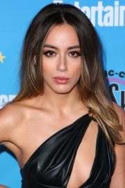Chloe Bennet attends Entertainment Weekly Comic-Con Celebration at Hard Rock Hotel San Diego 2019/07/20 12