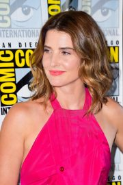 "Cobie Smulders attends ABC's ""Stumptown"" at San Diego Comic-Con 2019/07/18 18"