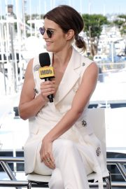 Cobie Smulders attends #IMDboat Day 2 at San Diego Comic-Con 2019/07/19 1