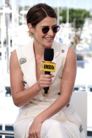Cobie Smulders attends #IMDboat Day 2 at San Diego Comic-Con 2019/07/19 2