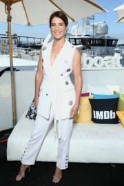 Cobie Smulders attends #IMDboat Day 2 at San Diego Comic-Con 2019/07/19 5