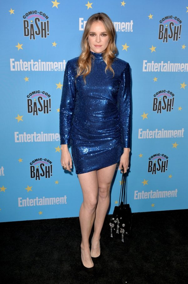 Danielle Panabaker attends Entertainment Weekly Comic-Con Celebration at Hard Rock Hotel San Diego 2019/07/20 5