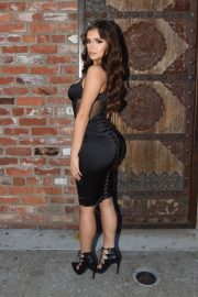 Demi Rose arrives at the TAO Restaurant in Los Angeles 2019/07/10 6