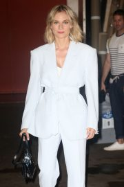 Diane Kruger arrives at Live with Kelly & Ryan in New York 2019/07/18 6
