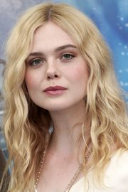 Elle Fanning in Stylish Dress attends the Giffoni Film Festival Day 4 2019/07/22 22