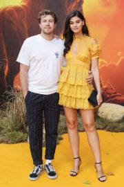 """Emily Canham and James Bourne attends """"The Lion King"""" Premiere in London 2019/07/14 1"""