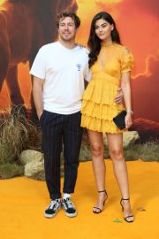 """Emily Canham and James Bourne attends """"The Lion King"""" Premiere in London 2019/07/14 2"""