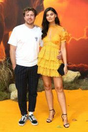 """Emily Canham and James Bourne attends """"The Lion King"""" Premiere in London 2019/07/14 3"""