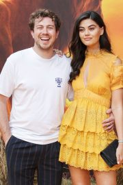 """Emily Canham and James Bourne attends """"The Lion King"""" Premiere in London 2019/07/14 4"""
