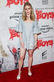 """Erin Moriarty attends 2019 Comic-Con International for """"The Boys"""" in San Diego 2019/07/19 3"""