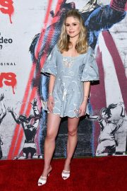 """Erin Moriarty attends 2019 Comic-Con International for """"The Boys"""" in San Diego 2019/07/19 4"""