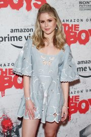 """Erin Moriarty attends 2019 Comic-Con International for """"The Boys"""" in San Diego 2019/07/19 6"""