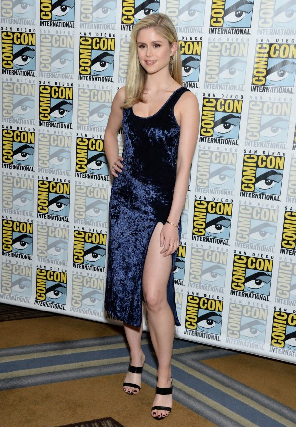 """Erin Moriarty attends Amazon's """"The Boys"""" TV Show at Comic-Con in San Diego 2019/07/19 7"""