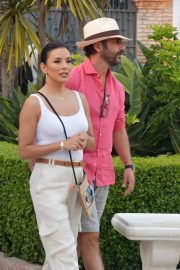 Eva Longoria with her husband out in Marbella 2019/07/09 5