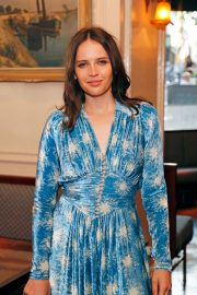 Felicity Jones attends the #MOVINGLOVE Dinner Hosted by Felicity Jones in London 2019/07/15 1