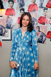 Felicity Jones attends the #MOVINGLOVE Dinner Hosted by Felicity Jones in London 2019/07/15 3