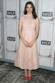 "Francesca Reale arrives Build Series to discuss ""Stranger Things"" at Build Studio 2019/07/19 3"