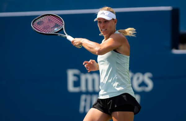Angelique Kerber during the Mubadala Silicon Valley Classic 2019 in San Jose 2019/08/03 5