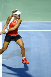 Angelique Kerber Playing Rogers Cup Presented by National Bank in Toronto 2019/08/05 1