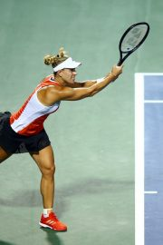 Angelique Kerber Playing Rogers Cup Presented by National Bank in Toronto 2019/08/05 2