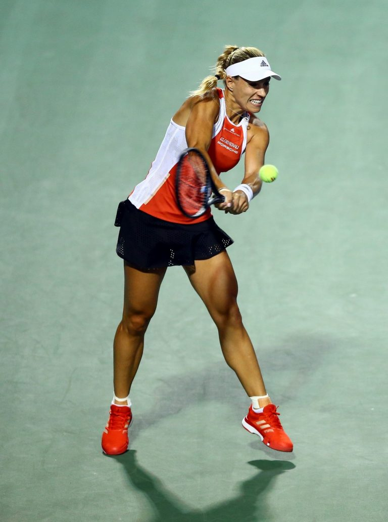 Angelique Kerber Playing Rogers Cup Presented by National Bank in Toronto 2019/08/05 3