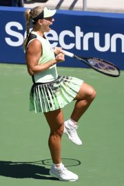 Angelique Kerber Plays 2019 US Open at the Arthur Ashe Stadium in Flushing Meadows 2019/08/26 2