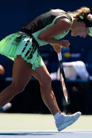 Angelique Kerber Plays 2019 US Open at the Arthur Ashe Stadium in Flushing Meadows 2019/08/26 3