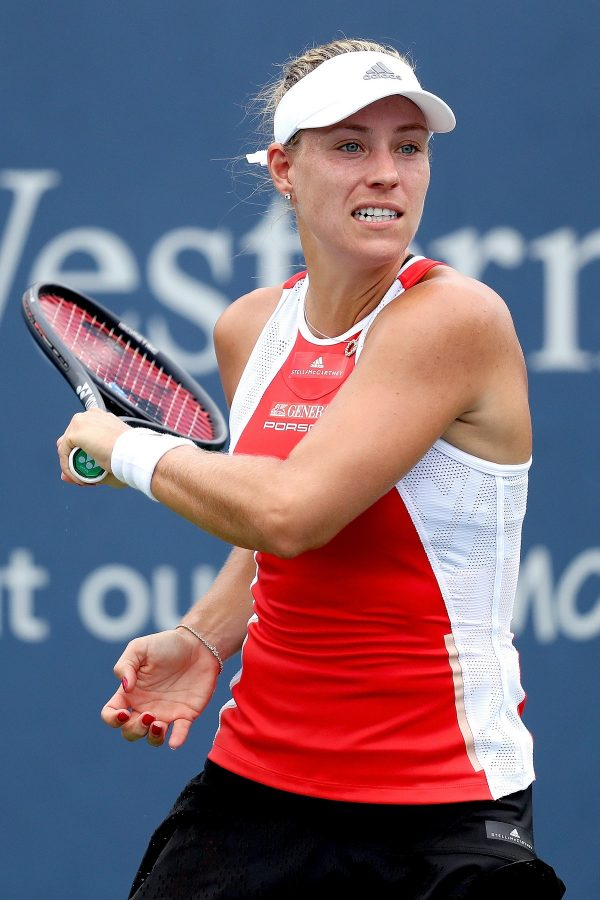 Angelique Kerber Plays Western & Southern Open at Lindner Family Tennis Center in Mason 2019/08/23 4